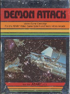 Screenshot Thumbnail / Media File 1 for Demon Attack (Death from Above) (1982) (Imagic, Rob Fulop) (720000-200, 720101-1B, 720101-1C, IA3200, IX-006-04) [fixed]
